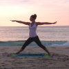 Sunrise Beach Yoga for Beginners – Open Your Hamstrings
