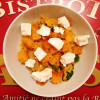 Roast Pumpkin and Feta Risotto + Pumpkin Seeds Recipe (Vegetarian, Gluten-free, Vegan)