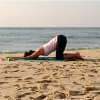 Yoga Poses for Tight Shoulders, Neck, and Back in 7 Minutes