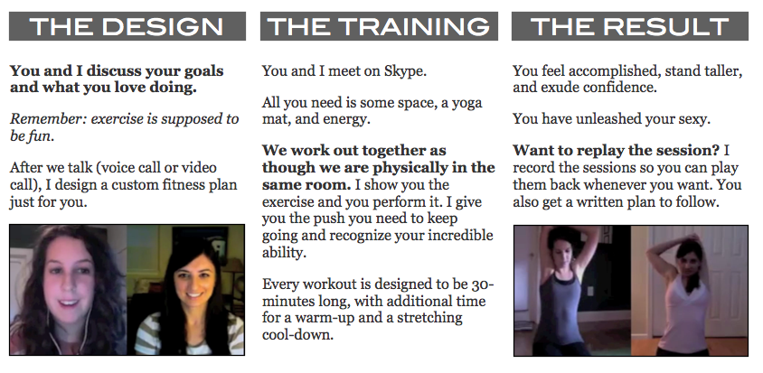 UYS Virtual Personal Training